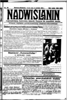 Nadwiślanin. Gazeta Ziemi Chełmińskiej, 1932.04.19 R. 14 nr 89