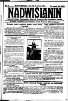 Nadwiślanin. Gazeta Ziemi Chełmińskiej, 1932.04.23 R. 14 nr 93