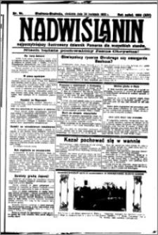 Nadwiślanin. Gazeta Ziemi Chełmińskiej, 1932.04.24 R. 14 nr 94
