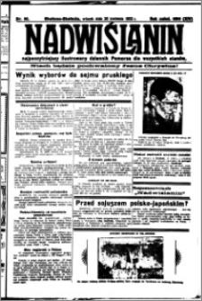 Nadwiślanin. Gazeta Ziemi Chełmińskiej, 1932.04.26 R. 14 nr 95