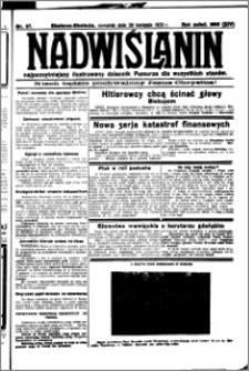 Nadwiślanin. Gazeta Ziemi Chełmińskiej, 1932.04.28 R. 14 nr 97