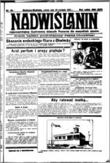 Nadwiślanin. Gazeta Ziemi Chełmińskiej, 1932.04.30 R. 14 nr 99