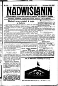 Nadwiślanin. Gazeta Ziemi Chełmińskiej, 1932.05.05 R. 14 nr 102