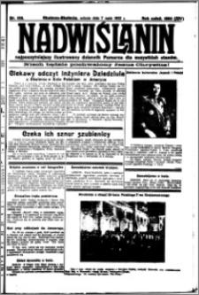 Nadwiślanin. Gazeta Ziemi Chełmińskiej, 1932.05.07 R. 14 nr 103