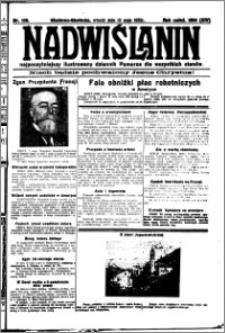 Nadwiślanin. Gazeta Ziemi Chełmińskiej, 1932.05.10 R. 14 nr 105