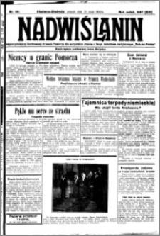 Nadwiślanin. Gazeta Ziemi Chełmińskiej, 1932.05.31 R. 14 nr 121