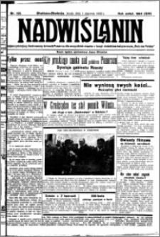Nadwiślanin. Gazeta Ziemi Chełmińskiej, 1932.06.01 R. 14 nr 122