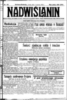 Nadwiślanin. Gazeta Ziemi Chełmińskiej, 1932.06.04 R. 14 nr 125