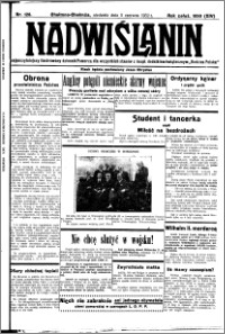 Nadwiślanin. Gazeta Ziemi Chełmińskiej, 1932.06.05 R. 14 nr 126