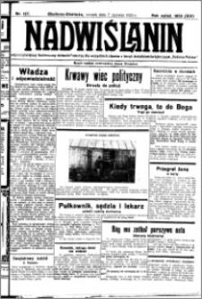 Nadwiślanin. Gazeta Ziemi Chełmińskiej, 1932.06.07 R. 14 nr 127