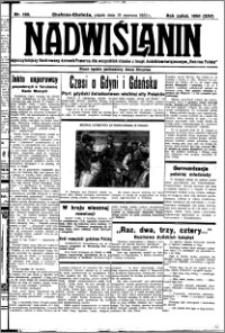 Nadwiślanin. Gazeta Ziemi Chełmińskiej, 1932.06.10 R. 14 nr 130
