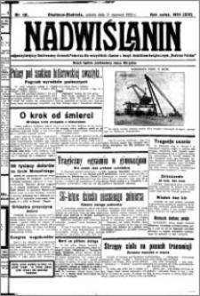Nadwiślanin. Gazeta Ziemi Chełmińskiej, 1932.06.11 R. 14 nr 131