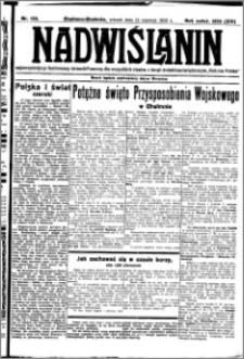 Nadwiślanin. Gazeta Ziemi Chełmińskiej, 1932.06.14 R. 14 nr 133