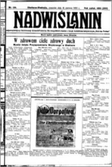 Nadwiślanin. Gazeta Ziemi Chełmińskiej, 1932.06.16 R. 14 nr 135