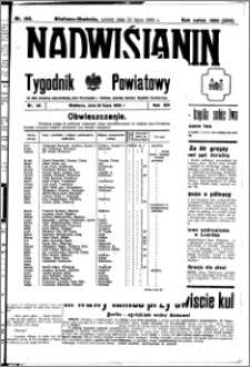 Nadwiślanin. Gazeta Ziemi Chełmińskiej, 1932.07.23 R. 14 nr 165