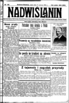 Nadwiślanin. Gazeta Ziemi Chełmińskiej, 1932.06.17 R. 14 nr 136