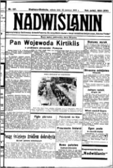 Nadwiślanin. Gazeta Ziemi Chełmińskiej, 1932.06.18 R. 14 nr 137