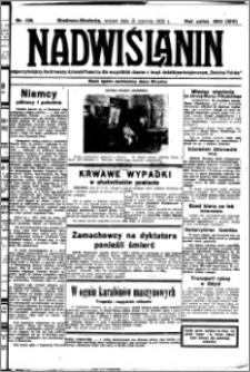 Nadwiślanin. Gazeta Ziemi Chełmińskiej, 1932.06.21 R. 14 nr 139