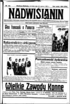 Nadwiślanin. Gazeta Ziemi Chełmińskiej, 1932.06.26 R. 14 nr 144