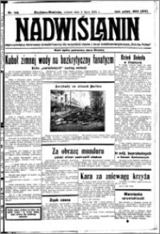 Nadwiślanin. Gazeta Ziemi Chełmińskiej, 1932.07.05 R. 14 nr 149
