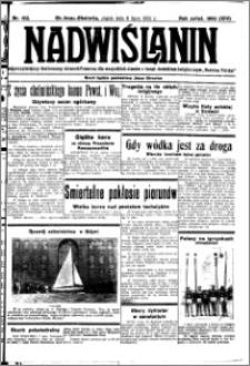 Nadwiślanin. Gazeta Ziemi Chełmińskiej, 1932.07.08 R. 14 nr 152