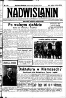 Nadwiślanin. Gazeta Ziemi Chełmińskiej, 1932.07.09 R. 14 nr 153