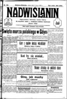 Nadwiślanin. Gazeta Ziemi Chełmińskiej, 1932.07.15 R. 14 nr 158