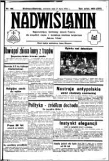 Nadwiślanin. Gazeta Ziemi Chełmińskiej, 1932.07.17 R. 14 nr 160