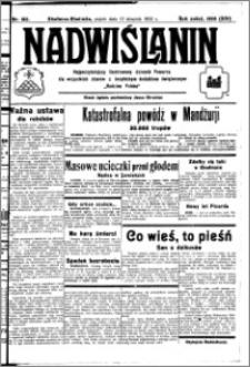 Nadwiślanin. Gazeta Ziemi Chełmińskiej, 1932.08.12 R. 14 nr 182