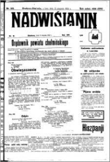 Nadwiślanin. Gazeta Ziemi Chełmińskiej, 1932.08.13 R. 14 nr 183