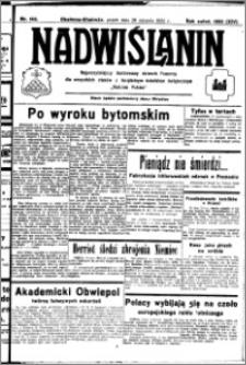 Nadwiślanin. Gazeta Ziemi Chełmińskiej, 1932.08.26 R. 14 nr 193
