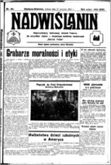 Nadwiślanin. Gazeta Ziemi Chełmińskiej, 1932.08.27 R. 14 nr 194