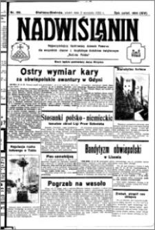 Nadwiślanin. Gazeta Ziemi Chełmińskiej, 1932.09.02 R. 14 nr 199