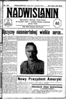 Nadwiślanin. Gazeta Ziemi Chełmińskiej, 1932.11.11 R. 14 nr 258