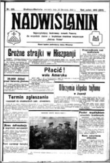 Nadwiślanin. Gazeta Ziemi Chełmińskiej, 1932.11.20 R. 14 nr 265