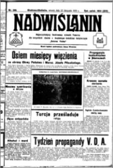 Nadwiślanin. Gazeta Ziemi Chełmińskiej, 1932.11.22 R. 14 nr 266