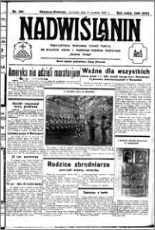 Nadwiślanin. Gazeta Ziemi Chełmińskiej, 1932.12.08 R. 14 nr 280