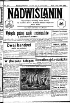 Nadwiślanin. Gazeta Ziemi Chełmińskiej, 1932.12.15 R. 14 nr 285
