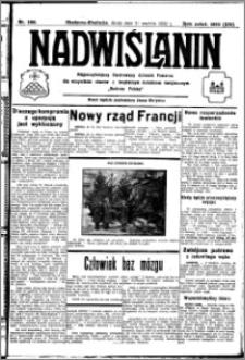 Nadwiślanin. Gazeta Ziemi Chełmińskiej, 1932.12.21 R. 14 nr 290
