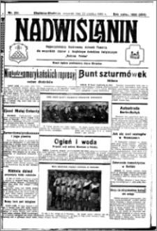 Nadwiślanin. Gazeta Ziemi Chełmińskiej, 1932.12.22 R. 14 nr 291
