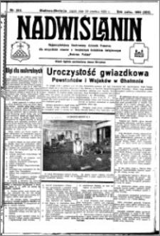 Nadwiślanin. Gazeta Ziemi Chełmińskiej, 1932.12.23 R. 14 nr 292