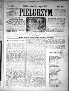 Pielgrzym, pismo religijne dla ludu 1882 nr 92