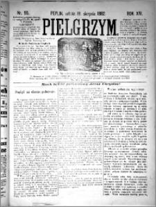 Pielgrzym, pismo religijne dla ludu 1882 nr 95