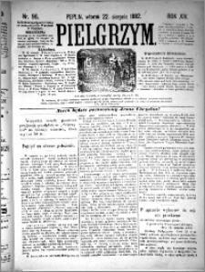 Pielgrzym, pismo religijne dla ludu 1882 nr 96