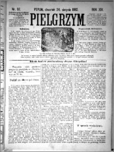 Pielgrzym, pismo religijne dla ludu 1882 nr 97