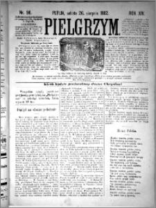 Pielgrzym, pismo religijne dla ludu 1882 nr 98