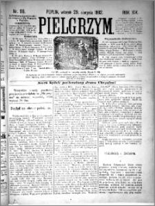 Pielgrzym, pismo religijne dla ludu 1882 nr 99