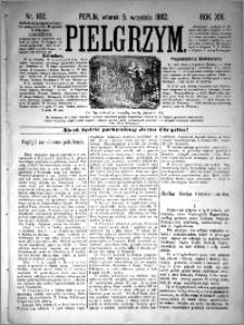 Pielgrzym, pismo religijne dla ludu 1882 nr 102