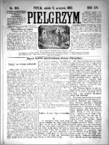 Pielgrzym, pismo religijne dla ludu 1882 nr 104