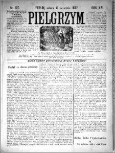 Pielgrzym, pismo religijne dla ludu 1882 nr 107